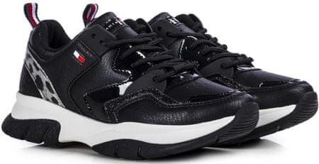 Tommy Hilfiger Lány sportcipő T3A4-30823-0991X766, 36, fekete
