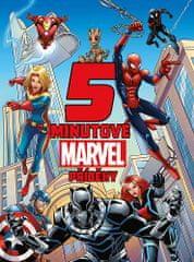 5minutové Marvel příběhy