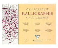 Clairefontaine Skicák na kaligrafii (130g/m2, 25ks) 30x40cm