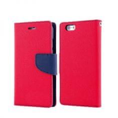 Havana Fancy Diary futrola Samsung Galaxy A71 A715, preklopna, crveno-plava