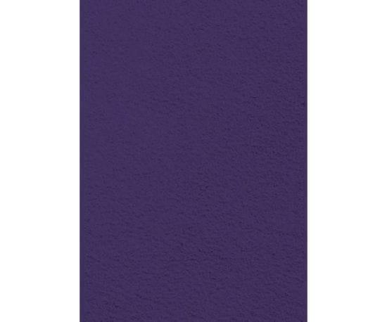 Kraftika 10 ks filc 20x30 cm tm.fialový