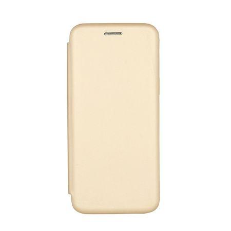 Havana Premium Soft torbica za Samsung Galaxy A41 A415, preklopna, zlatna