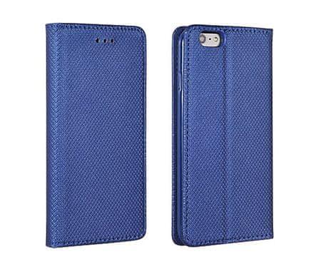 Havana torbica za Xiaomi Redmi Note 9, magnetna, preklopna, modra