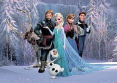 AG design fototapeta Heroji Frozen II, 156 x 112 cm