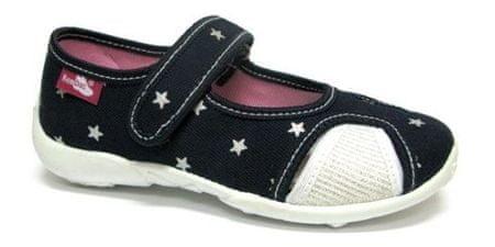 Ren But papuče za djevojčice 33-425_P-1041, 26, tamno plave