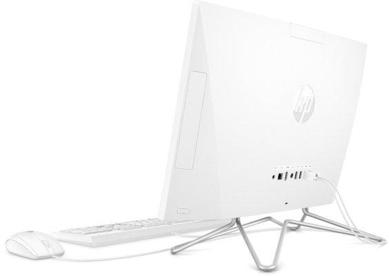 Domácí i kancelářský počítač HP 22-df0003nc AiO (25N59EA) HD webkamera, kvalitní zvuk, multimédia
