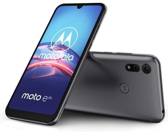 Motorola E6s Plus, 4GB/64GB, Meteor Grey
