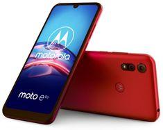 Motorola E6s Plus, 4GB/64GB, Sunrise Red