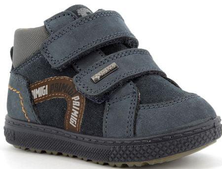 Primigi chłopięce buty za kostkę 6360411 22, ciemnoniebieskie