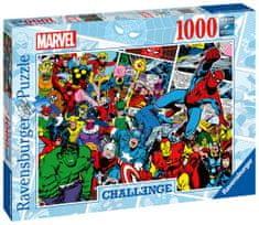 Ravensburger slagalica 165629 Marvel izazov, 1000-dijelna