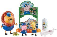 TM Toys Peppa Pig sada ZOO