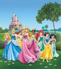 AG design fototapeta ples Princeza na travnjaku, 180 x 202 cm, 2 komada