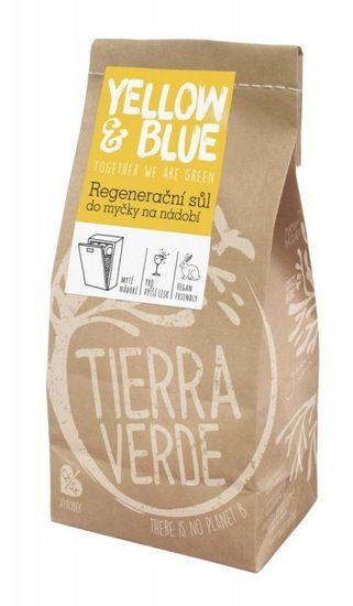 Yellow & Blue Yellow&Blue Sůl do myčky (2 kg) - zabraňuje usazování vodního kamene