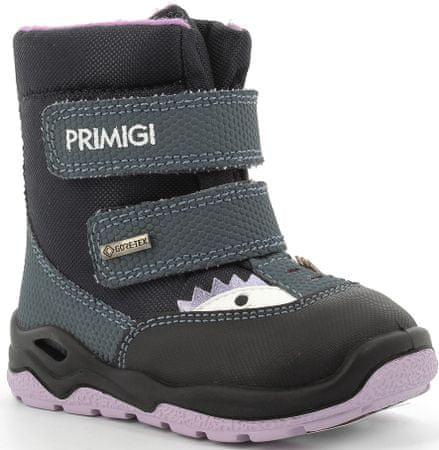 Primigi buty zimowe dziewczęce 6362433 22, szary