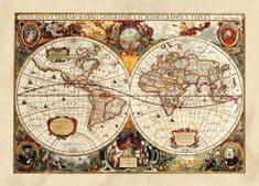 AG design fototapeta Povijesna karta, 160 x 110 cm