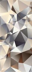 AG design fototapeta 3D piramidy, 90 x 202 cm