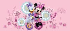 AG design fototapeta Lutka Minnie Mouse i Daisy, 202 x 90 cm