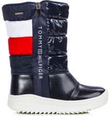 Tommy Hilfiger buty zimowe dziewczęce T3A6-30872-1047800