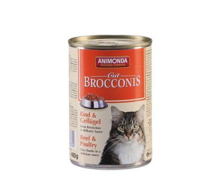 Trixie Animonda konzerv brocconis-marhahús