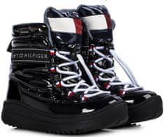 Tommy Hilfiger buty zimowe dziewczęce T3A6-30870-1045999