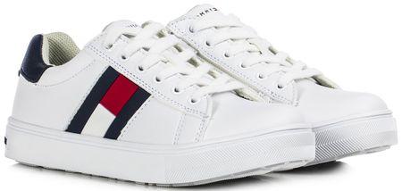 Tommy Hilfiger tenisice za dječake T3B4-30921-0900X336, 35, bijela
