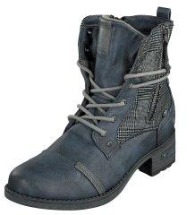 Mustang dámská kotníčková obuv 1229-511-820