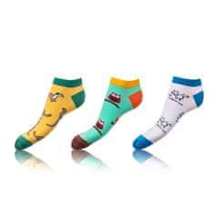 Bellinda 3PACK ponožky vícebarevné (BE491005-319)