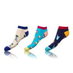 Bellinda 3PACK ponožky vícebarevné (BE491005-309)
