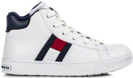 Tommy Hilfiger fiú sportcipő T3B4-30925-1031100, 41, fehér