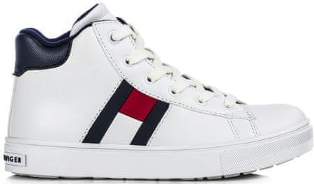 Tommy Hilfiger fiú sportcipő T3B4-30925-1031100, 35, fehér
