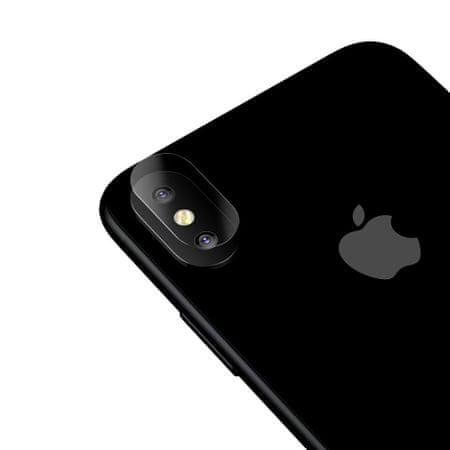BASEUS Camera Lens kamera fólia iPhone X / XS / XS Max