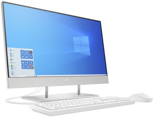 Domácí, kancelářský počítač All-in-One HP 27-dp0001nc AiO (25N61EA)