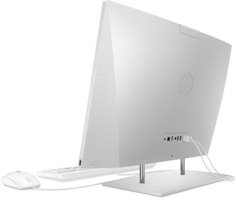 Domácí i kancelářský počítač HP 27-dp0001nc AiO (25N61EA) HD webkamera, kvalitní zvuk, multimédia