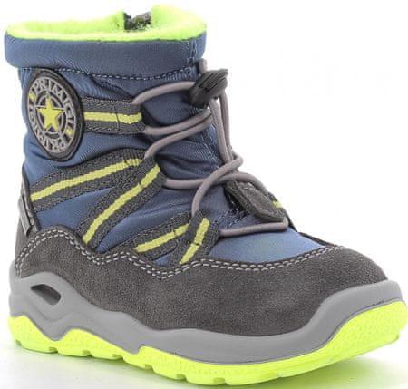 Primigi fantovski zimski čevlji 6362700, 25, sivi