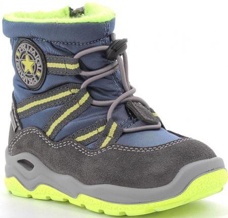 Primigi fantovski zimski čevlji 6362700, 28, sivi