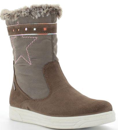Primigi dekliška zimska obutev 6378022, 38, rjava