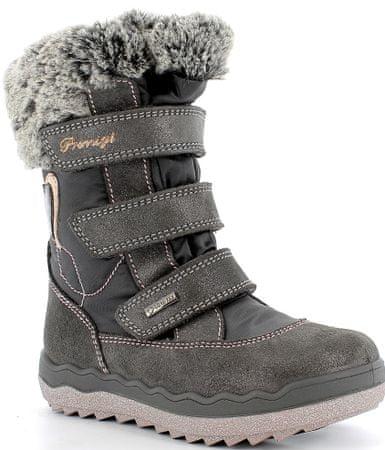 Primigi Dziewczęce buty zimowe 6381522 33, szare