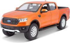 Maisto Ford Ranger 2019 - narancssárga