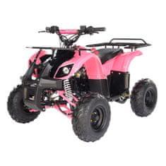BUFFLER XW110Y - růžová barva