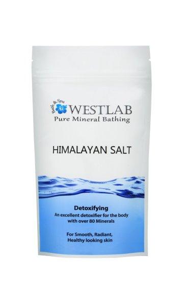Westlab WESTLAB himalájská sůl detoxikační 1kg