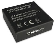Niceboy Batérie 1350 mAh pre VEGA X PRO