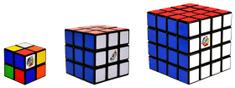Rubik Rubik kocka Trio szett (2x2x2 + 3x3x3 + 4x4x4)