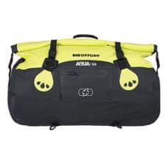 Oxford Aqua T-50 Roll Bag torba, siva/fluo