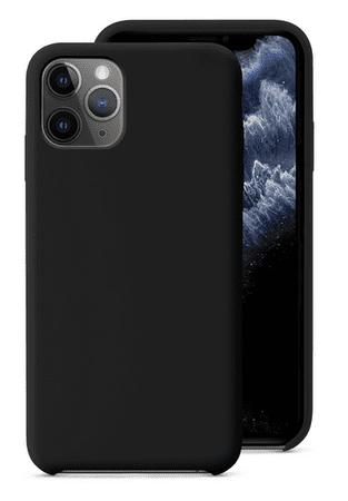 """EPICO Silicone Case ovitek za iPhone 12/12 Pro (6,1""""), črn"""