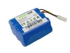Green Cell Baterie Neato 945-0006 XV-11 XV-12 XV-21 XV-25 7.2V, 3500 mAh Ni-MH – neoriginální