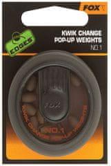 Fox Rychlovýměnné závaží Kwik Change Pop up weights 4