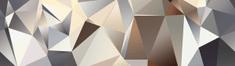 AG design Samolepiaca bordúra 3D Pyramídy 5 m x 14 cm