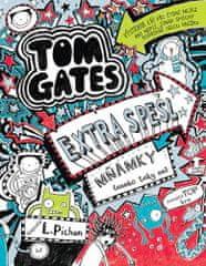 Liz Pichon: Tom Gates 6 - Extra spešl mňamky (anebo taky ne)