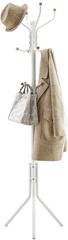Artenat Stojanový vešiak Ferit, 182 cm, biela