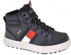 Tommy Hilfiger buty do kostki chłopięce T3B4-30953-0279800